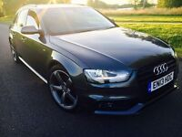 Audi A4 1.8 TURBO * £69 per week *READ ADD* Finance Good Bad Poor Credit* Black Edition Avant 2013