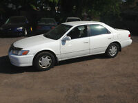 2000 Toyota Camry CE Sedan Kitchener / Waterloo Kitchener Area Preview