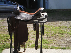 Selle western a vendre
