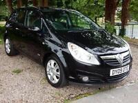 Vauxhall/Opel Corsa 1.4i 16v( a/c )2009 Design *FINANCE FROM £28.51 A WEEK**
