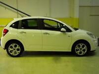2011 Citroen C3 1.6 VTi 16V Exclusive 5dr Auto Petrol white Automatic