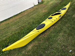 Valley and NDK kayaks for sale