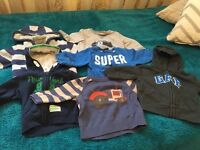Baby boy clothes 3-6 part 2.