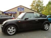 2004 54 MINI CONVERTIBLE 1.6 ONE 2D 89 BHP