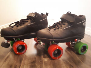 Riedell Outlaw derby skates