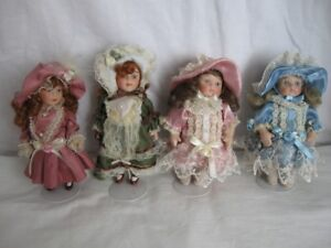 for sale Porcelain Doll Collection  from estate