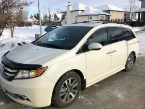 Honda Odyssey Touring for sale!