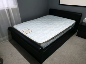 4ft6 Doriux double mattress.