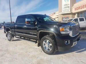 2015 GMC Sierra 2500 Denali 6.0L/LEATHER/NAV/SUNROOF/4x4/$49,987