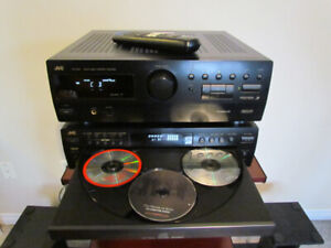 Stereo System, Receiver, CD Player, Speakers