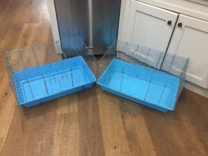 Guinea pig cages $15 each