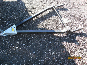 TOW BAR 5000 LBS & ROADMASTER PARTS ATTN SNOW BIRDS CAMPERS