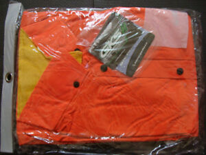 GANKA GKS WATERPROOF RAIN SUIT COVERALLS HUNTING CONSTRUCTION