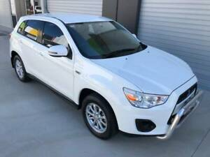 2012 / 2013 AUTO MITSUBISHI ASX WITH FULL LOG BOOK SERVICE HISTORY Pinkenba Brisbane North East Preview