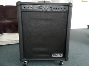 CRATE BX100  Bass Amp