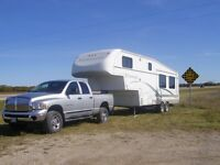 2003 Titanium 5th Wheel