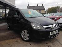 2011 (11) Vauxhall Zafira 1.7CDTi 16v ecoFLEX Exclusiv (Finance Available)