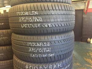 all season used tires Windsor Region Ontario image 1