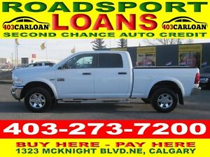 2012 Dodge  Ram 2500 4X4 OVER 250 VEHICLES TODAY APPLY NOW
