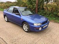 SUBARU IMPREZA SPORT AWD 2.O 1 YEARS MOT.EXCELLENT CONDITION DRIVES PERFECT..