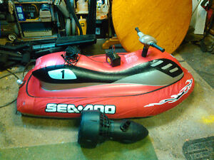 sea doo inflatable jet ski
