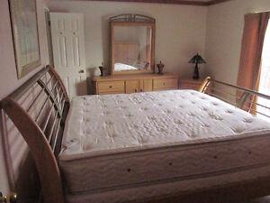 King Sleigh Bedroom Suite