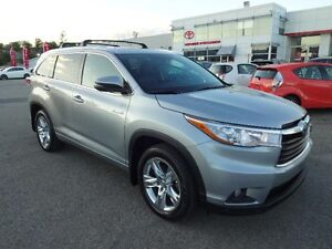Toyota Highlander Hybrid LIMITED AWD GPS CUIR TOIT PANORAMIQUE 2