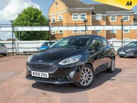 image for 2019 Ford Fiesta 1.0T ECOBOOST TITANIUM X 5DR  P/LEATHER  HEATED SEATS Hatchback