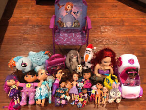 Disney Dolls, Toys and Accessories