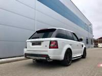 2005 Land Rover Range Rover Sport 2.7TD V6 S + WHITE + AUTOBIOGRAPHY FACELIFT