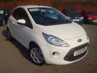 2013 Ford Ka 1.2 ( 69ps ) ( s/s ) Edge+very low miles 16k!+f.s.h+1 owner