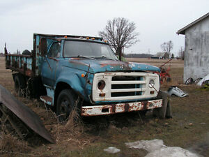 dodge trucks for parts or resto
