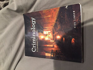 Criminology A Canadian Perspective Eighth Edition Linden SOC 225