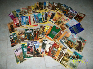 LOUIS LAMOUR WESTERN BOOKS-great for resale London Ontario image 1