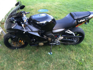 Super fast sport bike