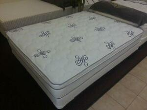 NEW EUROTOP QUEEN MATTRESS ON SALE ONLY $198 SAME DAY DELIVERY AVAILABLE In stock