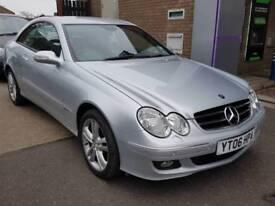 2006 Mercedes CLK 3.0 280 Avantgarde Automatic Petrol 2dr 1F Owner FSH Warranty