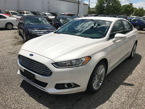 2013 Ford Fusion SE Only 87000 KM