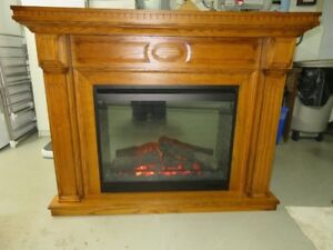 Dimplex Electric Corner Fireplace