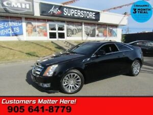 2011 Cadillac CTS Base  - Navigation -  Sunroof