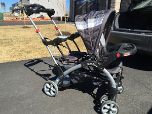 Double stroller - very good condition
