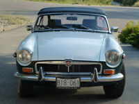 For Sale 1974 MGB