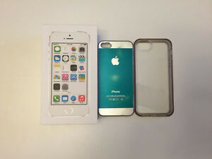 Mint Condition iPhone 5S w/Telus or Koodo