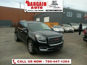 2013 GMC Acadia SLT-1  - Bluetooth -  Leather Seats
