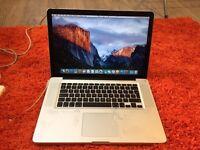Apple MacBook 15inch 2009