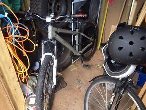 Giant STP trail bike
