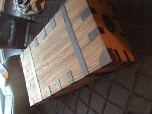 Restoration Hardware Coffee Table/Chest
