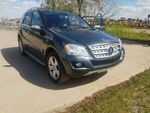 2010 Mercedes ML350 BlueTec,Diesel , Excellent condition