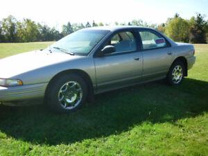 Good 1996 Chrysler Eagle Vision