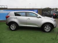 2012 KIA Sportage Crdi 1 1.7 5dr
